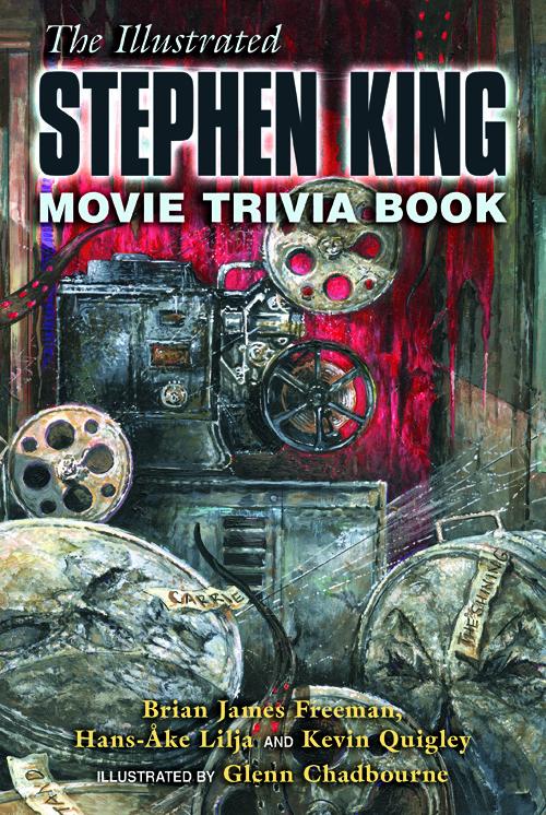 Stephen king trivia